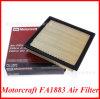 Il filtro dell'aria supplementare del comitato della protezione di filtro dell'aria di Motorcraft Fa1883 filtra efficientemente fuori di danno di Withstands dell'aria da petrolio e da umidità Ford002