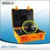 Luftschacht-Kontrollen-videoendoskop-Kamera mit ABS Kasten und Messinstrument Gegen (710DNC)