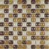 Mattonelle di mosaico di ceramica lustrate normali (M25TG553)
