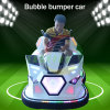 Diseño de lujo paragolpes burbuja coche para el Equipo de Parque de Diversiones
