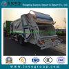Handsenden-Typ Verdichtungsgerät-Abfall-LKW für Verkauf