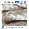 Corde marine manuelle en nylon d'amarrage de la corde 8-Strand 48mm d'usine