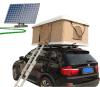 太陽エネルギー(LD-888)の屋根の上のテント