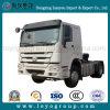 Sinotruk HOWO 371HP 4X2のトラクターのトラック