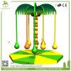 Le palmier mou interactif de noix de coco de jeu de pays des merveilles badine des jeux