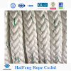 Ligne en nylon de marine de corde d'amarrage de 8 brins