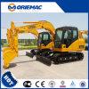 Largement utilisé machinerie de construction de creusement Foton Lovol 8 tonnes excavatrice chenillée FR80e en Russie