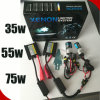 Hot Sale AC/DC Kit de conversion HID H1 H4 H7 9005 9006 9007 9004 Distributeurs HID