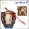 Trépan tricône de dent en acier de qualité de Chine