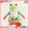 Personalizar suave Peluche Peluche Animal Rana de juguete