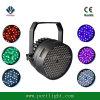 Iluminación escénica de alta potencia 120 3W LED IP65 PAR