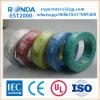1.5 2.5 4 6 10 SQMMの銅の適用範囲が広い電気ワイヤー