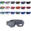 Moto protégeant du vent neuve de qualité emballant les lunettes (AG017)