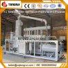 Olio residuo continuo di controllo del PLC del fornitore della Cina che ricicla alla macchina di riciclaggio diesel