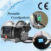 Cellulite Coolsculpting замерзая оборудование Xoolplas