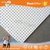 Mineralfaser-Decke und Belüftung-Gips-Decken-verschobene Decke