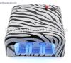 Passte jede der Muster-Art-36W UVaushärtende UVlampe nagel-Lampe ABS des Material-818 an
