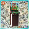 娯楽電子ゲームのPog電子スロット木製のキャビネットのInserの硬貨