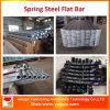 Staaf de van uitstekende kwaliteit 55cr3 van de Vlakte van het Staal van de Lente van Fabriek