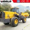 中国の上のブランド5000kg容量の車輪のローダー