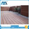 옥외 장식적인 방수 WPC 합성 Decking 지면 도와