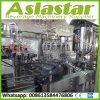 Completar el llenado del vaso de zumo de maquinaria automática
