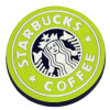 Sottobicchiere poco costoso personalizzato della tazza di caffè