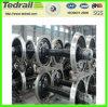 فولاذ عجلة مجموعة سكك الحديد عربة [كش/] عربة يطبّق