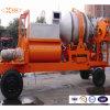 planta de mezcla móvil del asfalto 10tph para la construcción de carreteras