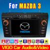 navegación de 7 '' de Hd del coche Gps del reproductor de DVD para Mazda 3 (VMZ7153)