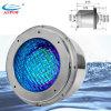 Embutido estilo LED luz de la piscina bajo el agua de la lámpara