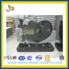 Black Granite Monument-Shanxi Black Granite Tombstone