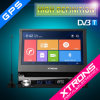 7 Carro GPS High Definition Digital Touch Screen Car DVD Player com DVB-T