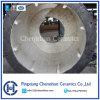 Alumina Tile Soldáveis cerâmica para tubo de revestimento
