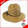Chapéu de palha flexível de Sun