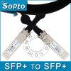 De Directe hoge snelheid SATA SFP+ maakt de Assemblage van de Kabel van het Koper (vast spt-SFP+C7)