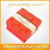 Rectángulos de papel de encargo del caramelo de la boda que empaquetan con la insignia (BLF-PBO125)