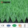 El césped artificial del fútbol artificial de la hierba del balompié se divierte la hierba