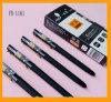 Le crayon lecteur noir d'encre de gel en plastique le meilleur marché