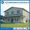 Villa prefabbricata chiara della Camera della struttura d'acciaio