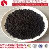 Ácido húmico del abono 2-4m m del fertilizante orgánico del gránulo