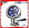 6W / 9W / 12W Pool Waterproof LED Lampe Spot sous-marine
