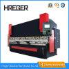 CNC van Hreger Hydraulische Rem 100/3200 van de Pers met Controle Delem