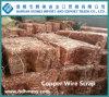 Kupferne Produkte des kupferner Draht-Schrott-99.9%