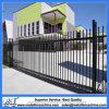 Painéis baratos da cerca do ferro feito do projeto novo para a venda