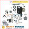 Des Treibstoff-66cc 2 Bewegungsmotor-Installationssatz-Gas Anfall-einzelnes Zylinder-Spur-Fahrrad-Motor-des Installationssatz-2-Stroke 80cc für Verkauf