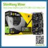 Zotac Gtx 1080tt Plus 11GB Placas Gráficas para mineração Ethereum Sc/Zec moedas