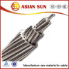 Tipos de conductores ACSR de Aluminio, Acero Reforced Conductor trenzado
