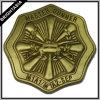 Изготовленный на заказ монетка легирующего металла цинка для сувенира (BYH-10301)