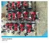 ISO 5211 de Hoge het Opzetten Kogelklep van het Roestvrij staal van het Stootkussen Gietende